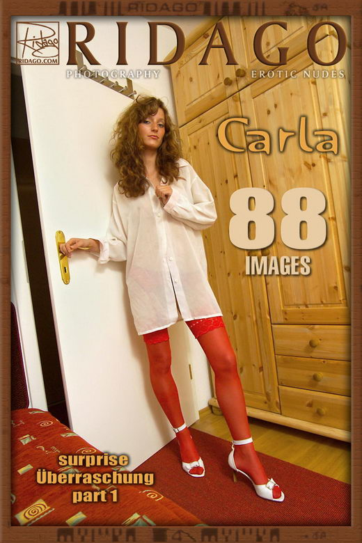 Carla - `Surprise - Part 1` - by Carlos Ridago for RIDAGO