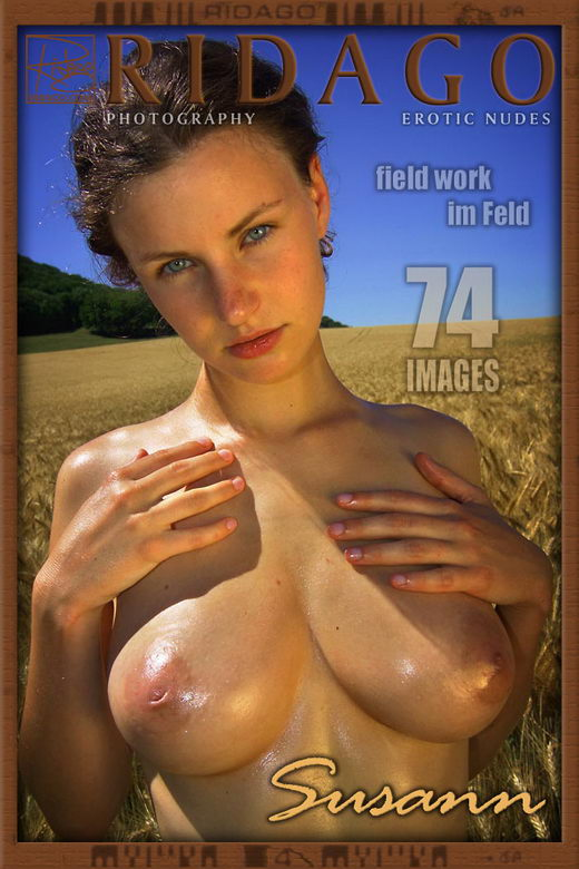 Susann - `Field Work` - by Carlos Ridago for RIDAGO