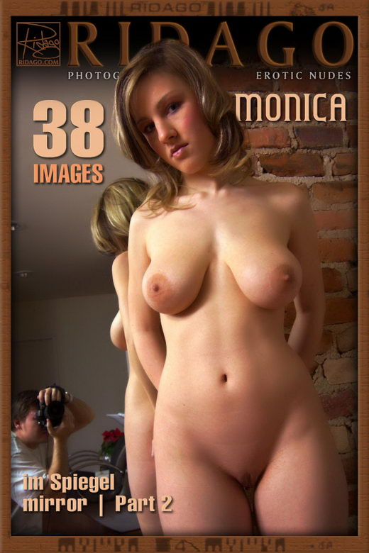 Monica - `Mirror - Part 2` - by Carlos Ridago for RIDAGO