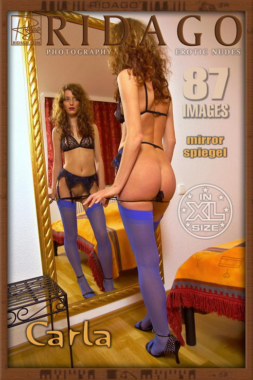 Carla - `Mirror` - by Carlos Ridago for RIDAGO