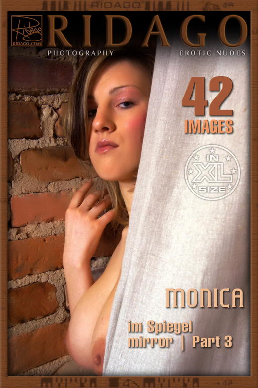 Monica - `Mirror - Part 3` - by Carlos Ridago for RIDAGO
