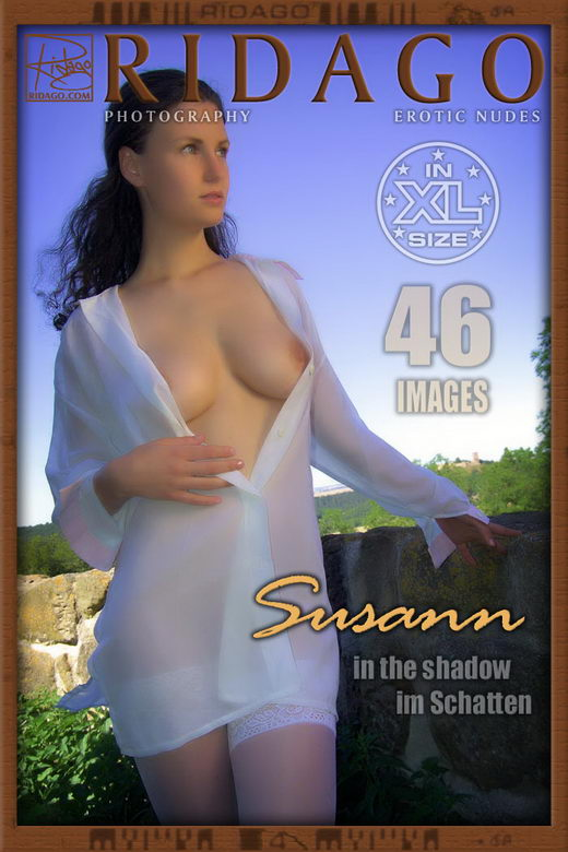 Susann - `In The Shadow` - by Carlos Ridago for RIDAGO