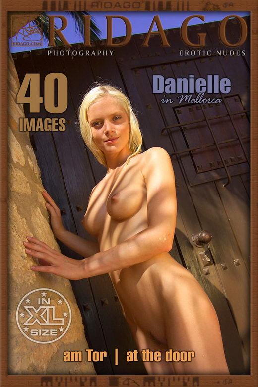 Danielle - `At the Door` - by Carlos Ridago for RIDAGO