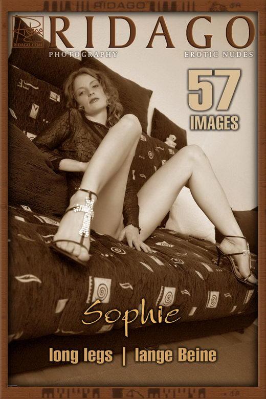 Sophie - `Long Legs` - by Carlos Ridago for RIDAGO