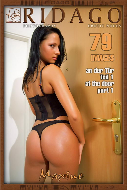 Maxine - `At The Door - Part 1` - by Carlos Ridago for RIDAGO