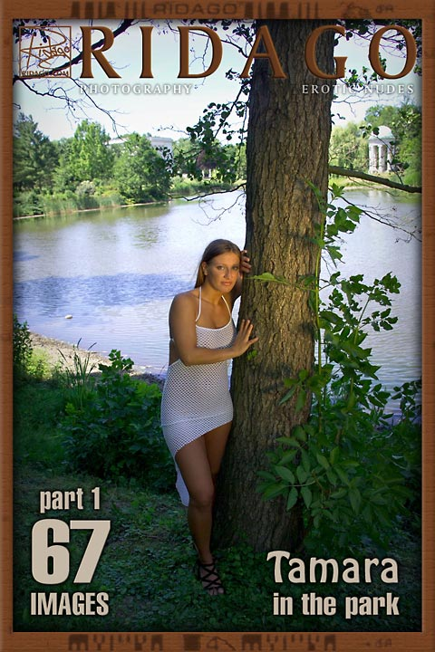 Tamara - `In The Park - Part 1` - by Carlos Ridago for RIDAGO