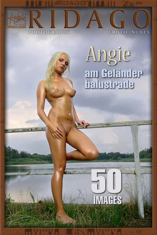 Angie - `Balustrade` - by Carlos Ridago for RIDAGO
