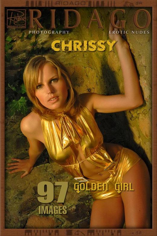 Chrissy - `Golden Girl` - by Carlos Ridago for RIDAGO