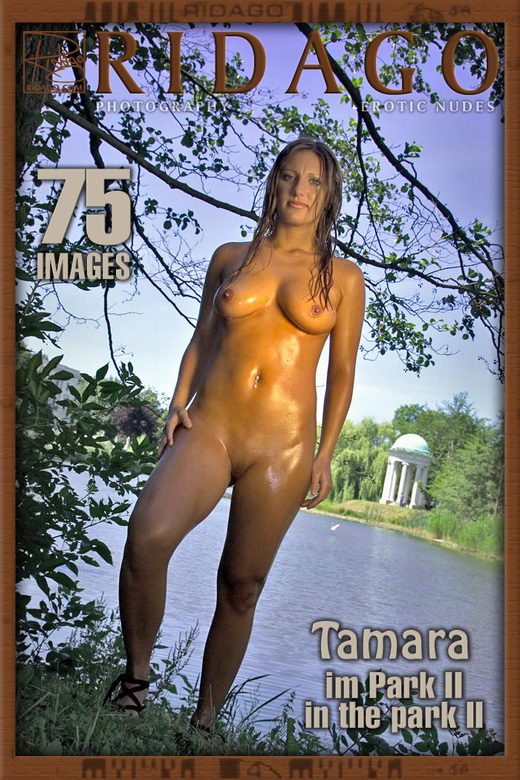 Tamara - `In the Park II` - by Carlos Ridago for RIDAGO