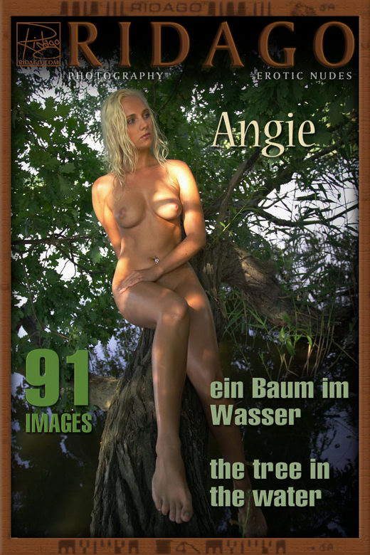 Angie - `The Tree in The Water` - by Carlos Ridago for RIDAGO