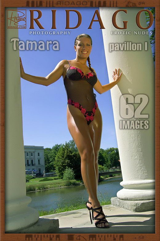 Tamara - `Pavillion I` - by Carlos Ridago for RIDAGO