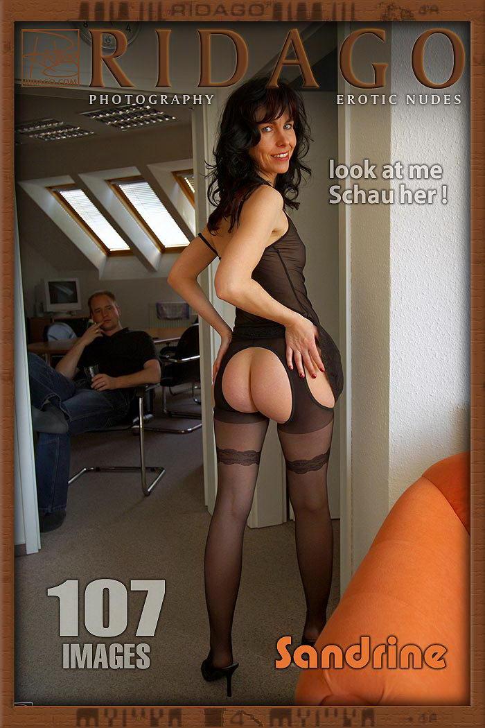 Sandrine - `Look At Me!` - by Carlos Ridago for RIDAGO