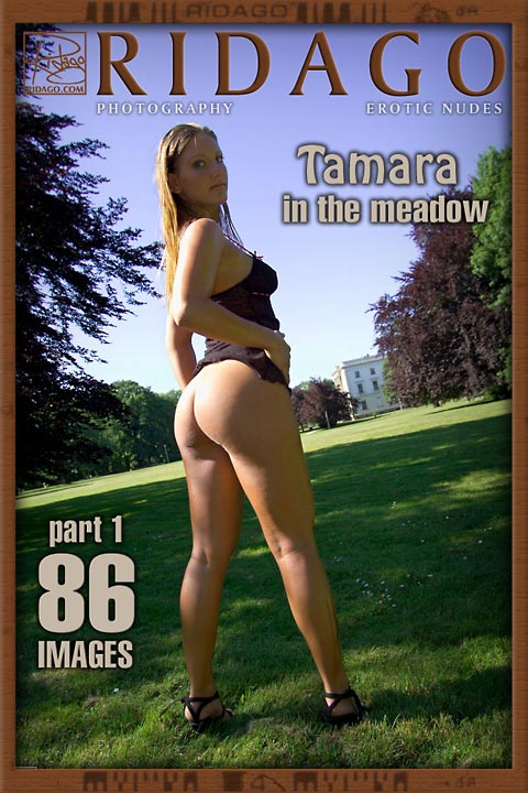 Tamara - `At The Meadow - Part 1` - by Carlos Ridago for RIDAGO