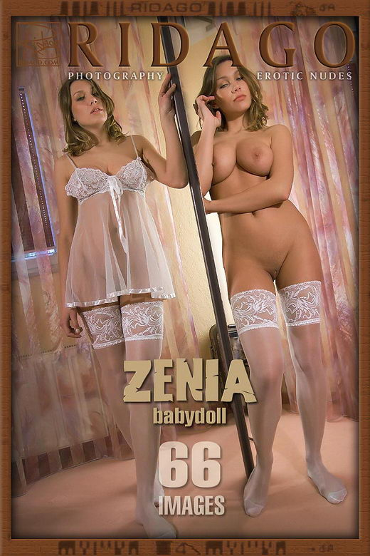 Zenia - `Babydoll` - by Carlos Ridago for RIDAGO