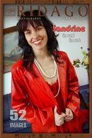 Sandrine in Red