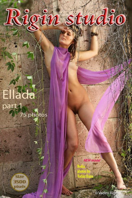 Nadia - `Elada - Part I` - by Vadim Rigin for RIGIN-STUDIO
