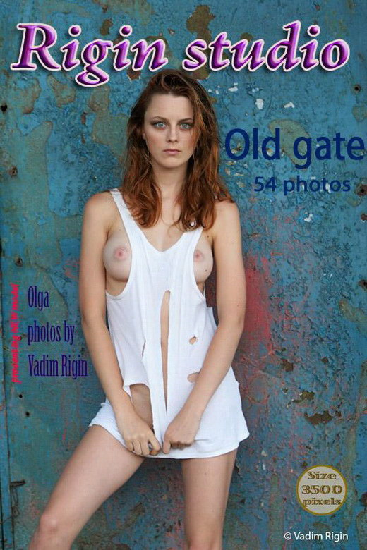 Olga - `Old Gate` - by Vadim Rigin for RIGIN-STUDIO