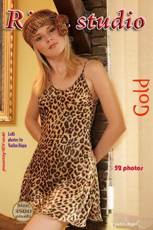 Lolli - `Gold` - by Vadim Rigin for RIGIN-STUDIO