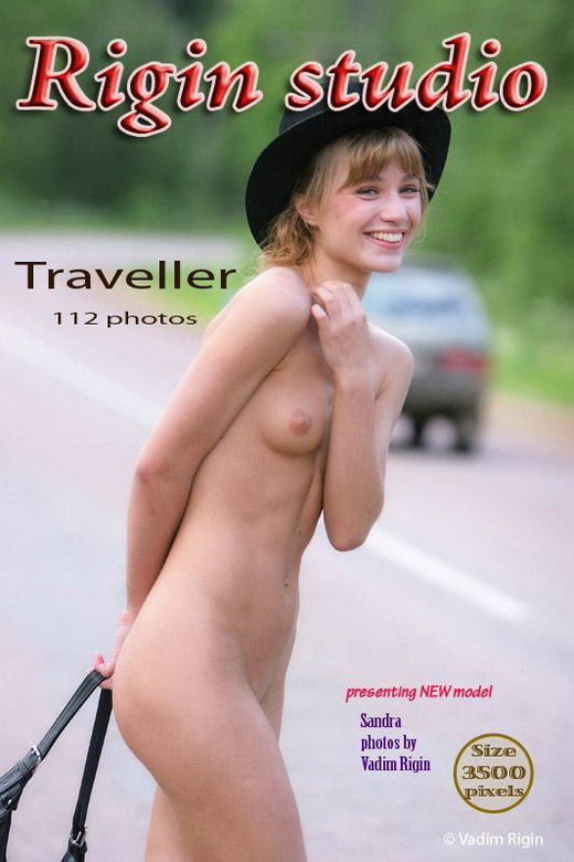 Sandra - `Traveller` - by Vadim Rigin for RIGIN-STUDIO