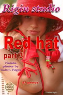 Natalia in Red Hat - Part III gallery from RIGIN-STUDIO by Vadim Rigin