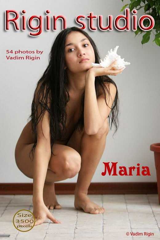 Maria - `Maria` - by Vadim Rigin for RIGIN-STUDIO