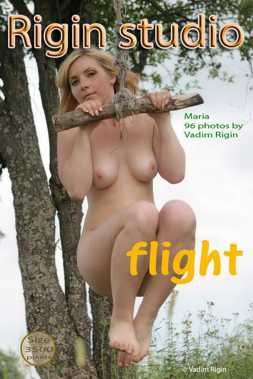 Maria - `Flight` - by Vadim Rigin for RIGIN-STUDIO