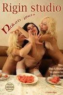 Vita & Olga & Oxana - Naked Girls