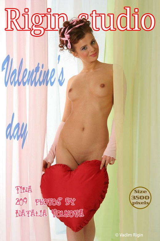 Tina - `Valentine's Day` - by Nataliya Volkova for RIGIN-STUDIO