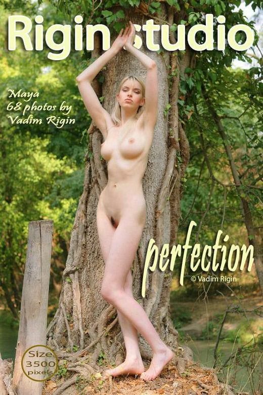 Maya - `Perfection` - by Vadim Rigin for RIGIN-STUDIO
