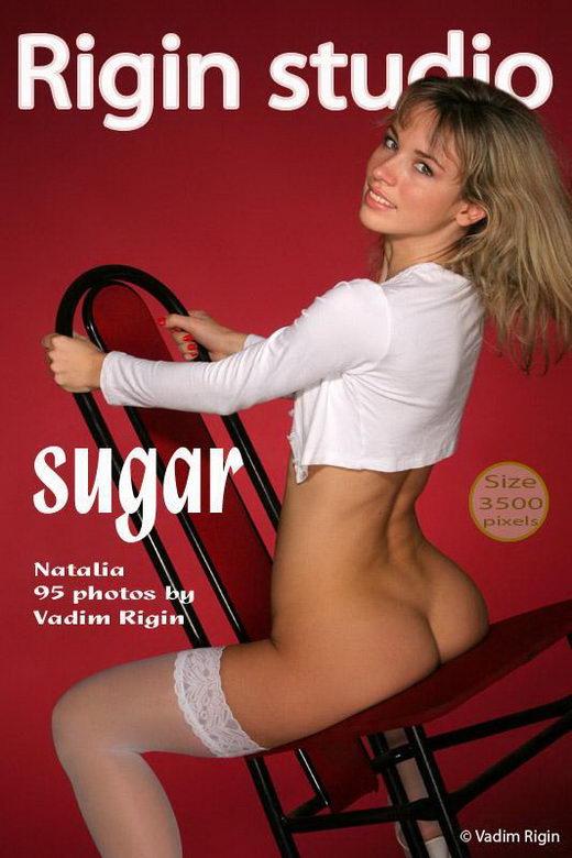 Natalia - `Sugar` - by Vadim Rigin for RIGIN-STUDIO