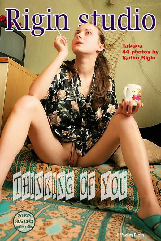 Tatiana - `Thinking of You` - by Vadim Rigin for RIGIN-STUDIO
