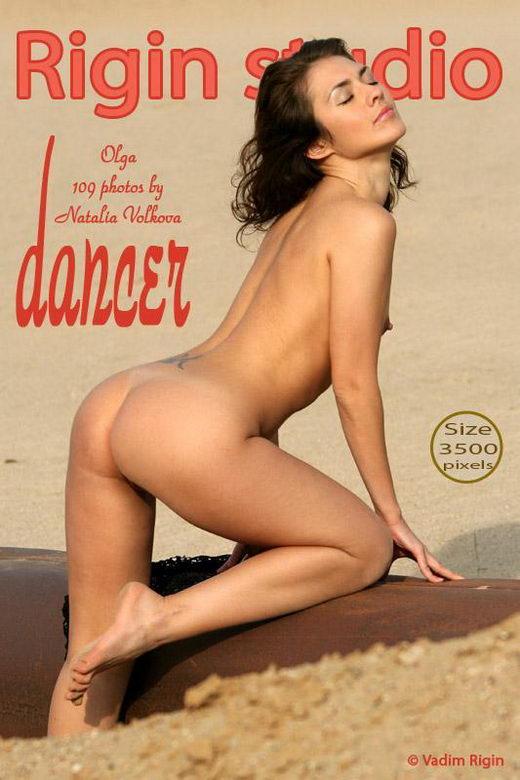 Olga - `Dancer` - by Vadim Rigin for RIGIN-STUDIO