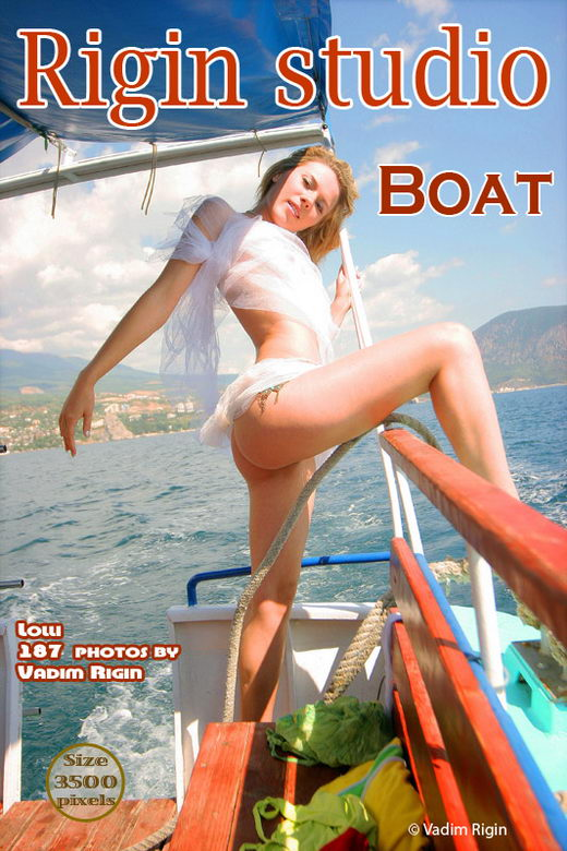 Lolli - `Boat` - by Vadim Rigin for RIGIN-STUDIO