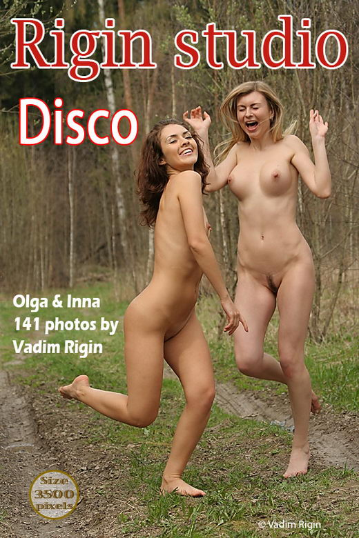 Olga & Inna - `Disco` - by Vadim Rigin for RIGIN-STUDIO