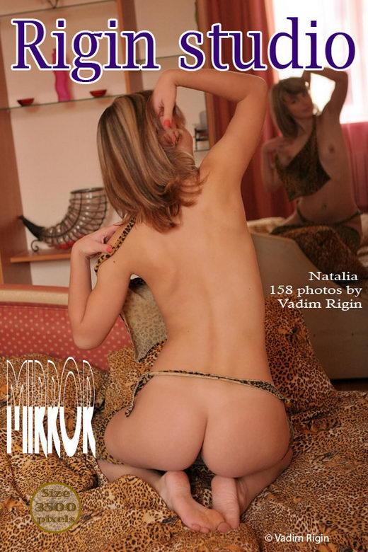 Natalia - `Mirror` - by Vadim Rigin for RIGIN-STUDIO