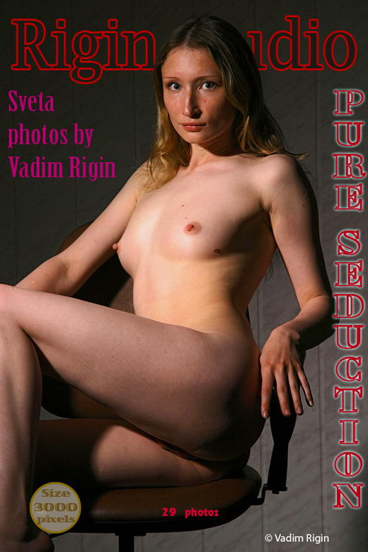 Sveta - `Pure Seduction` - by Vadim Rigin for RIGIN-STUDIO