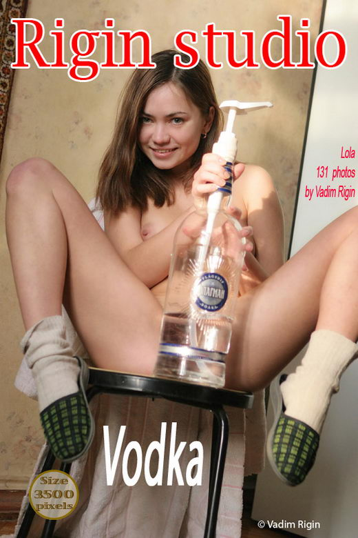 Lola - `Vodka` - by Vadim Rigin for RIGIN-STUDIO