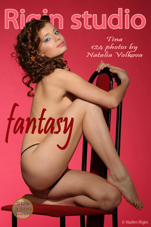 Tina - `Fantasy` - by Vadim Rigin for RIGIN-STUDIO