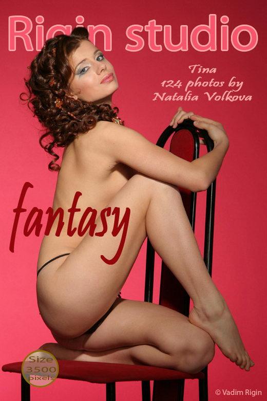 Tina - `Fantasy` - by Vadim Rigin for RIGIN-STUDIO