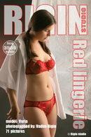 Varia - Red Lingerie