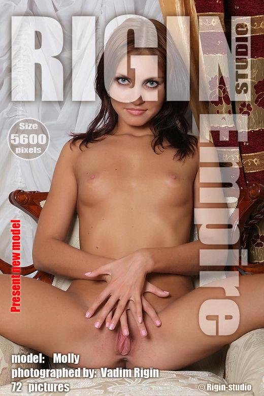 Molly - `Empire` - by Vadim Rigin for RIGIN-STUDIO