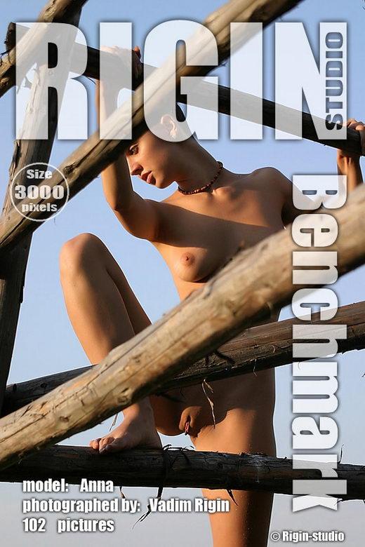 Anna - `Benchmark` - by Vadim Rigin for RIGIN-STUDIO