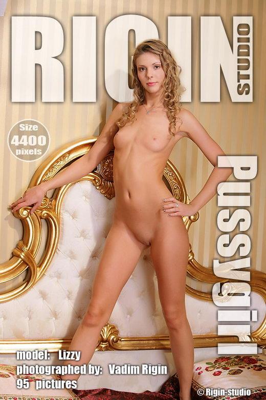 Lizzy - `Pussygirl` - by Vadim Rigin for RIGIN-STUDIO