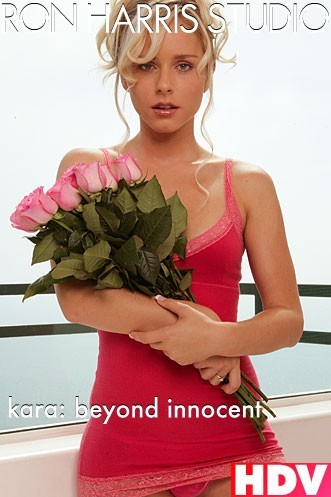 Kara Duhe - `Beyond Innocent` - by Ron Harris for RON HARRIS (ARCHIVE)