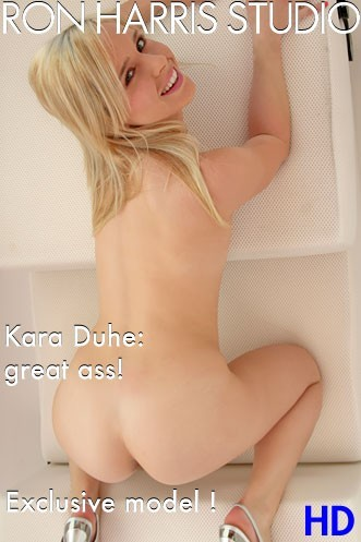 Kara Duhe - `Great Ass!` - by Ron Harris for RON HARRIS (ARCHIVE)