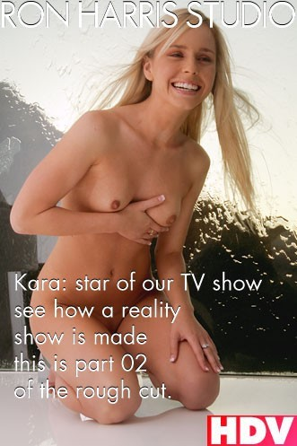 Kara Duhe - `T.V.` - by Ron Harris for RON HARRIS (ARCHIVE)