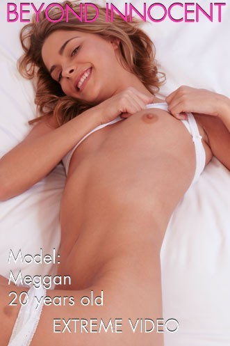 Meggan Mallone - `Beyond Innocent` - by Ron Harris for RON HARRIS (ARCHIVE)