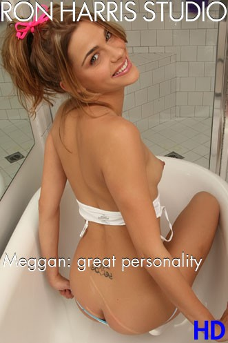 Meggan - by Ron Harris for RON HARRIS (ARCHIVE)