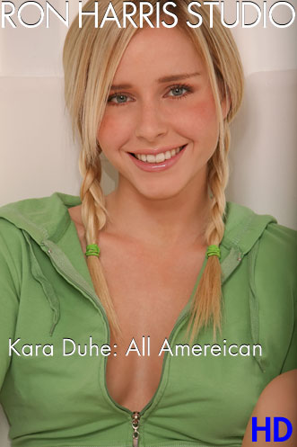 Kara Duhe - by Ron Harris for RON-HARRIS