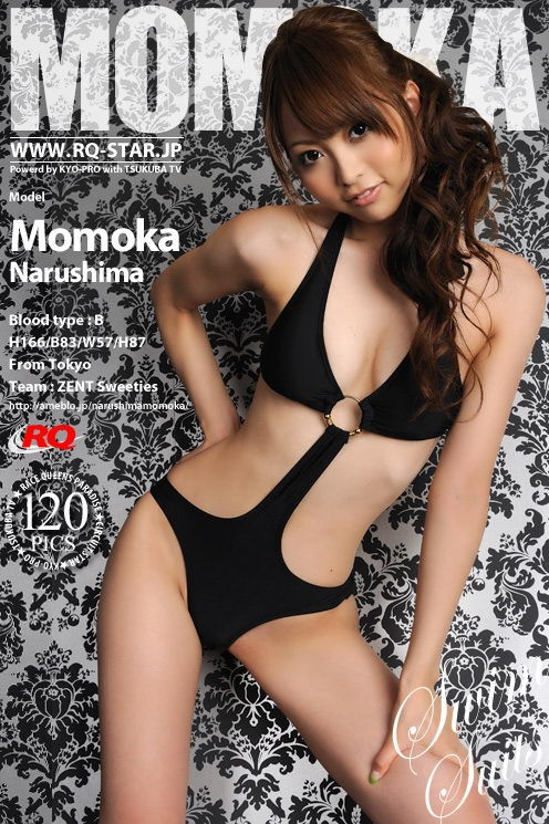 Momoka Narushima - `Swim Suits` - for RQ-STAR